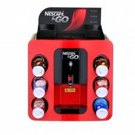 Nescafe &Go Dispenser Machine (Includes Express UK Mainland Delivery)
